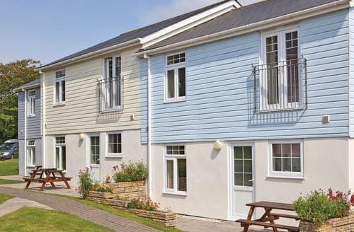 Big Cottages - Superb Newquay Lodge S106132