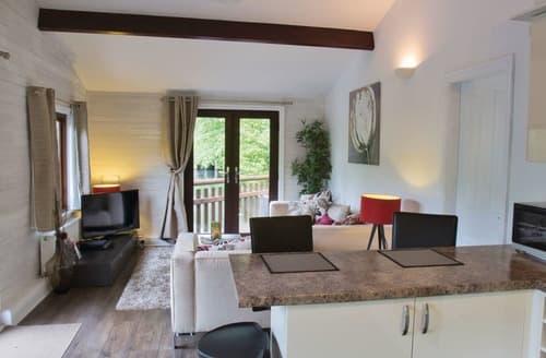 Last Minute Cottages - Splendid Caerwys Lodge S106208