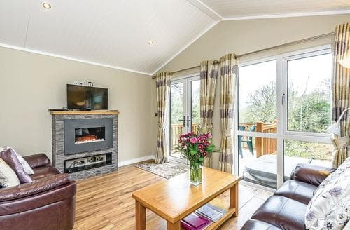 Last Minute Cottages - Cosy Water Yeat Lodge S106219