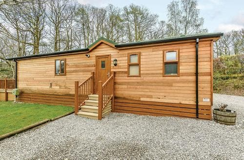 Last Minute Cottages - Excellent Water Yeat Lodge S106220