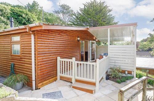 Last Minute Cottages - Exquisite Perranporth Lodge S106229