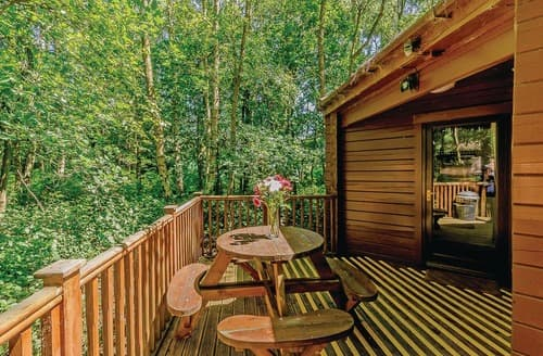 Last Minute Cottages - Beautiful Sherwood Forest Lodge S106247
