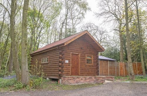 Last Minute Cottages - Adorable Edwinstowe Lodge S106258