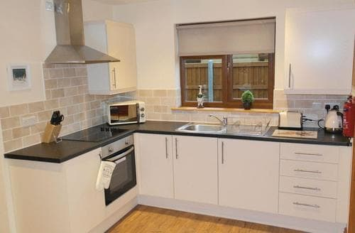 Last Minute Cottages - Quaint Penybont Lodge S106308