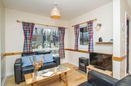 Big Cottages - Quaint Kiltarlity Lodge S106446