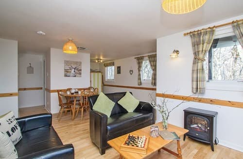 Big Cottages - Captivating Kiltarlity Lodge S106449