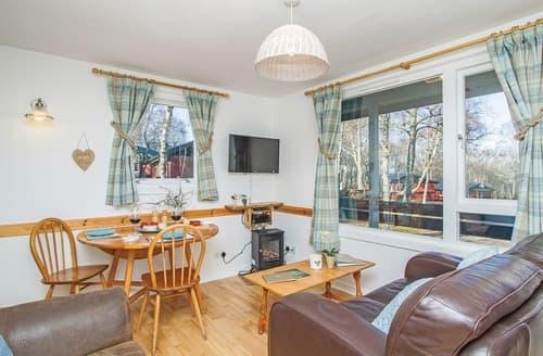 Last Minute Cottages - Captivating Kiltarlity Lodge S106452