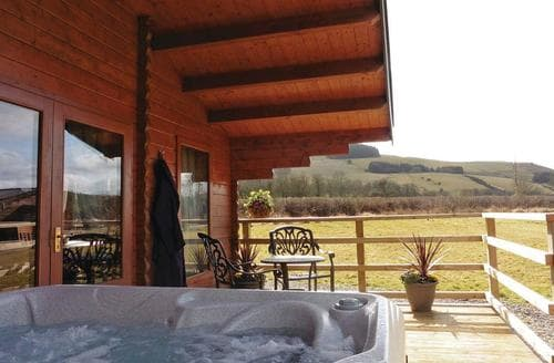 Last Minute Cottages - Quaint Llanbister Lodge S106532