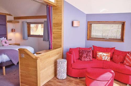 Last Minute Cottages - Splendid Callander Lodge S106561