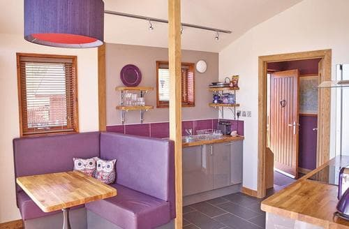 Last Minute Cottages - Delightful Callander Lodge S106559