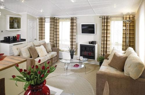 Last Minute Cottages - Wonderful Sandford Lodge S106616