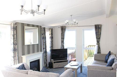 Last Minute Cottages - Splendid Mouswald Lodge S106634