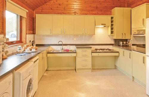 Big Cottages - Exquisite Kielder Water And Forest Park Lodge S106689