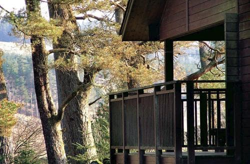 Big Cottages - Charming Kielder Water And Forest Park Lodge S106688