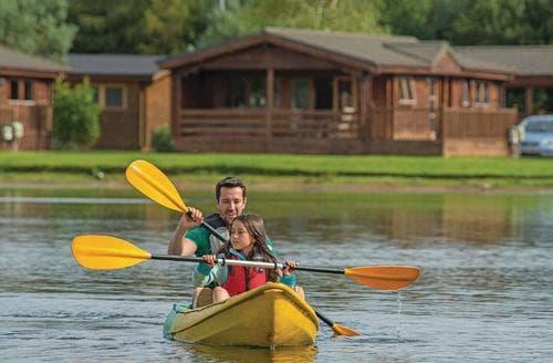 Big Cottages - Captivating Brandesburton Lodge S106701