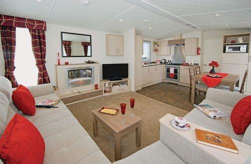 Last Minute Cottages - Beautiful Invermoriston Lodge S106707
