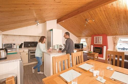 Last Minute Cottages - Gorgeous Southerness Lodge S106730