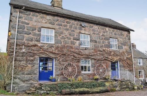 Big Cottages - Stunning Bala Cottage S25430