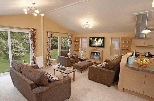 Big Cottages - Superb Camber Lodge S106885