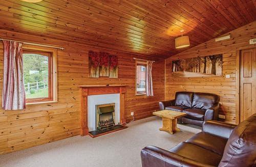 Big Cottages - Attractive Battle Lodge S107021