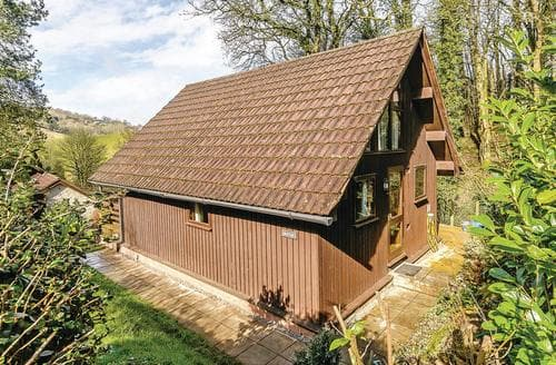 Last Minute Cottages - Charming Waterrow Lodge S107087