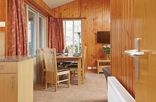 Last Minute Cottages - Luxury Patterdale Lodge S107094