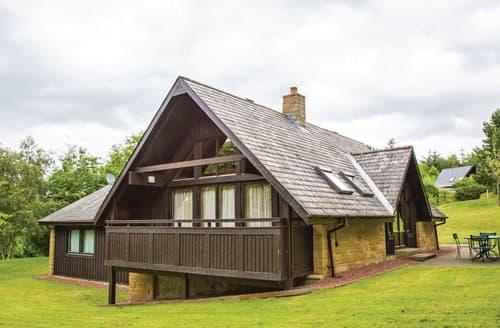 Last Minute Cottages - Tasteful Slaley Lodge S107109