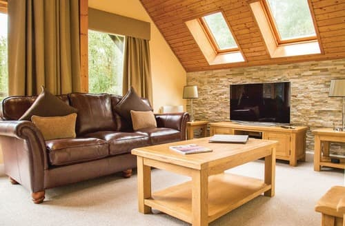 Last Minute Cottages - Lovely Slaley Lodge S107116