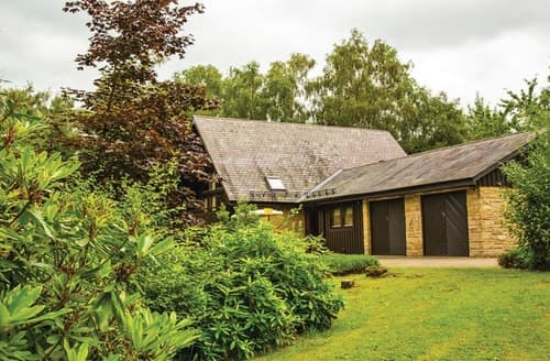 Last Minute Cottages - Cosy Slaley Lodge S107119