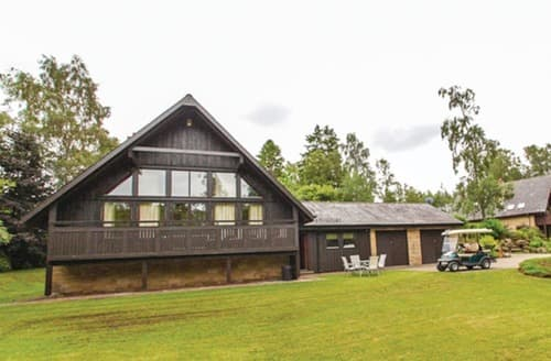 Last Minute Cottages - Attractive Slaley Lodge S107120