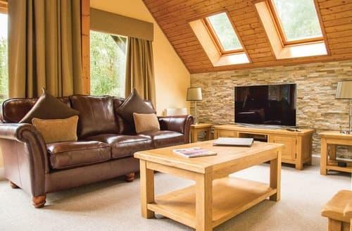 Big Cottages - Gorgeous Slaley Lodge S107124