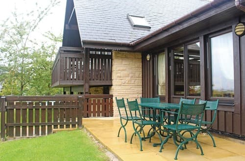 Last Minute Cottages - Gorgeous Slaley Lodge S107137