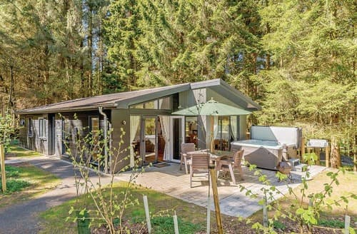 Last Minute Cottages - Stunning Kielder Water And Forest Park Lodge S107271