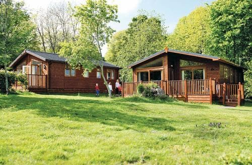Last Minute Cottages - SI 2 Bed Platinum Single Holiday Home Pet
