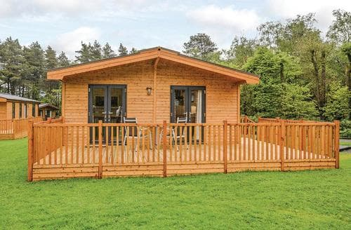 Last Minute Cottages - Lovely Matlock Lodge S107361