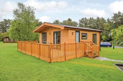 Last Minute Cottages - Delightful Matlock Lodge S107371