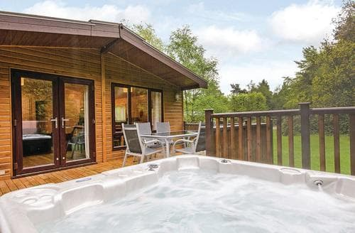 Last Minute Cottages - Luxury Matlock Lodge S107410