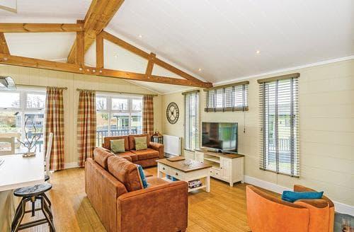 Big Cottages - Tasteful Bewaldeth Lodge S107565