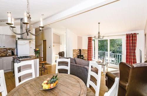 Big Cottages - Tasteful Bewaldeth Lodge S107599
