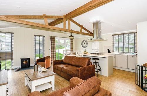 Last Minute Cottages - Lovely Bewaldeth Lodge S107668