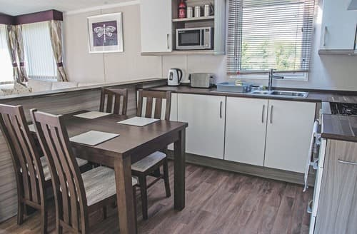 Last Minute Cottages - Charming Caerwys Lodge S107685