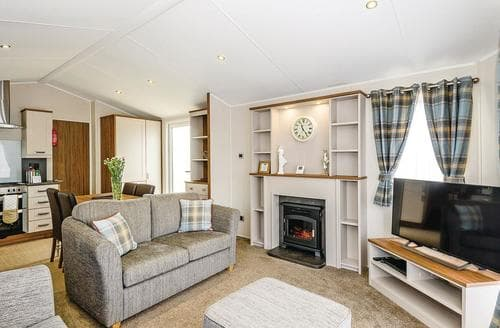 Big Cottages - Tasteful Pooley Bridge Lodge S107788