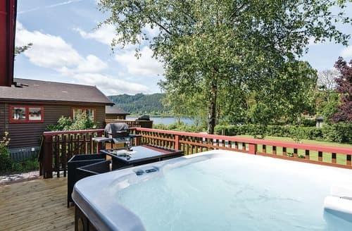 Last Minute Cottages - Inviting Bassenthwaite Lodge S107927