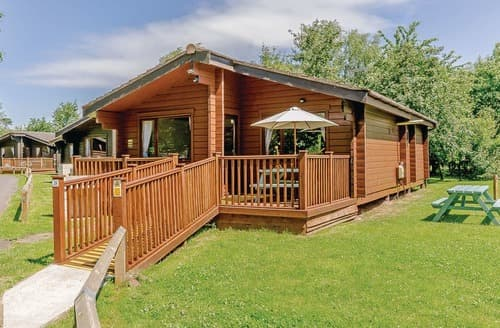 Big Cottages - Lovely Sherwood Forest Lodge S107931