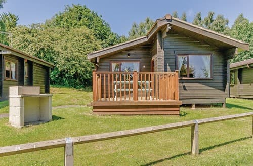Last Minute Cottages - Lovely Sherwood Forest Lodge S107942