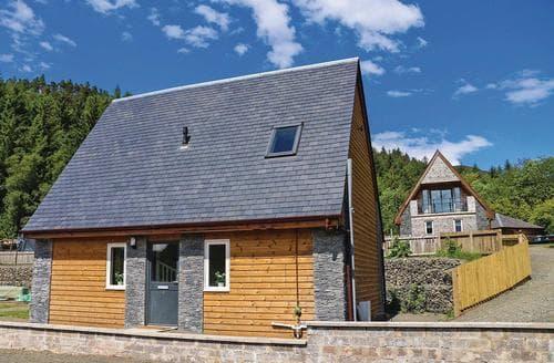 Last Minute Cottages - Attractive Balmaha Lodge S107986