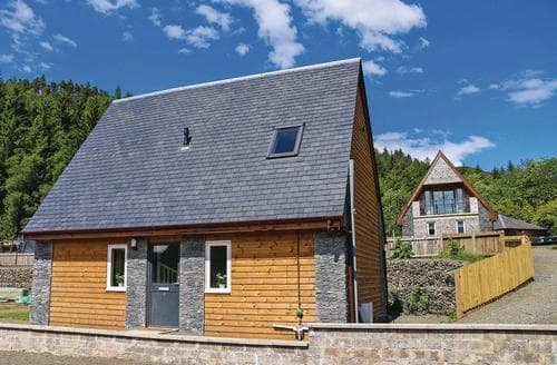 Big Cottages - Attractive Balmaha Lodge S107989