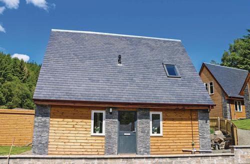 Big Cottages - Lovely Balmaha Lodge S107990