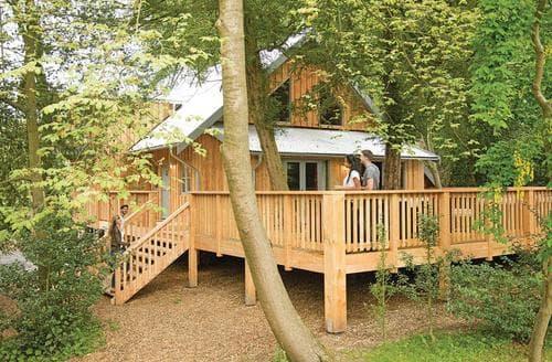 Big Cottages - Superb Henlle Lodge S108007