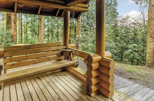 Last Minute Cottages - Superb Webbery Lodge S108057